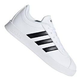 Adidas Vl Court 2.0 Jr DB1831 shoes white