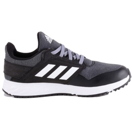 Adidas FortaFaito Jr FV6118 shoes black grey