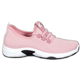 Kylie Classic Sport Shoes pink