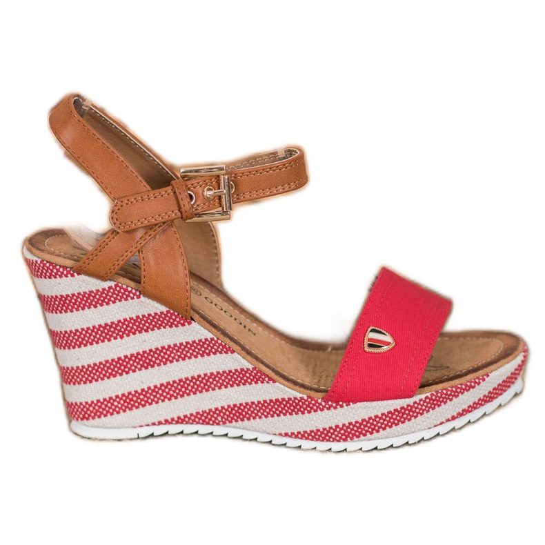 Goodin Fashionable wedge sandals