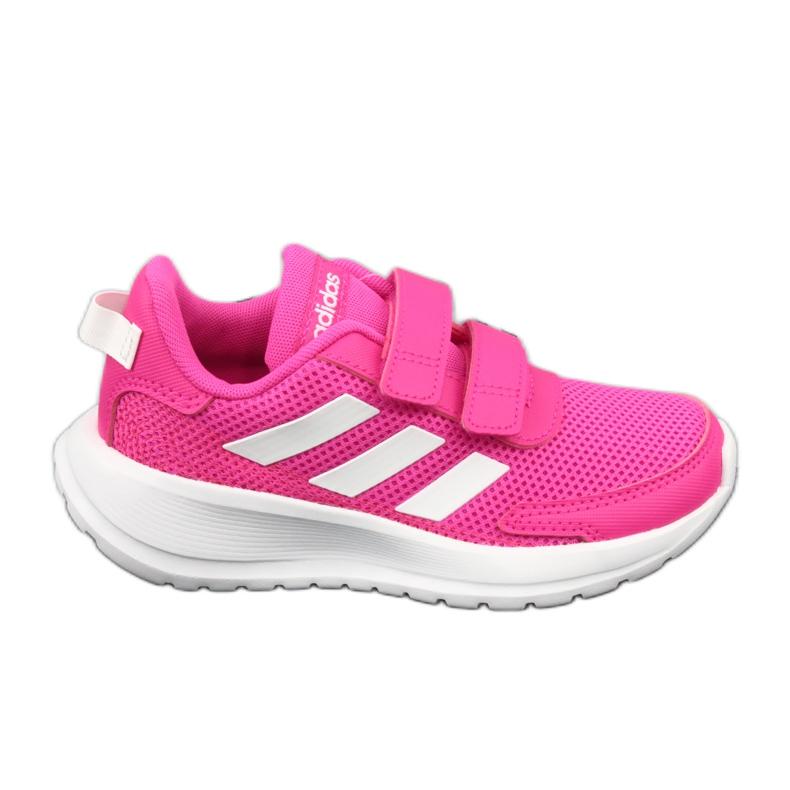 Adidas Tensaur Run Jr EG4145 shoes white pink