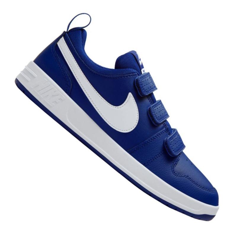 Nike Pico 5 Gs Jr CJ7199-400 shoes blue