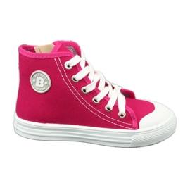 Befado children's shoes 438X012 pink