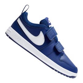 Nike Pico 5 Psv Jr AR4161-400 shoes blue