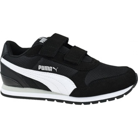 Puma St Runner V2 Mesh Ps Jr 367136 06 shoes black