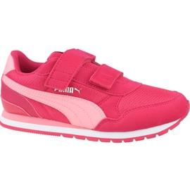 Puma St Runner V2 Mesh Ps Jr 367136 08 shoes pink