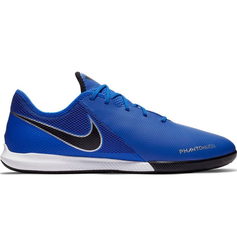 Nike Phantom Vsn Academy Ic AO3225 400 football shoes blue navy