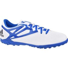 Adidas Messi 15.4 Tf M B25466 football shoes white multicolored