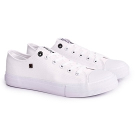 Men's Sneakers Low Big Star White AA174010SS19