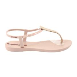 Ipanema 82862 flip-flop sandals pink yellow