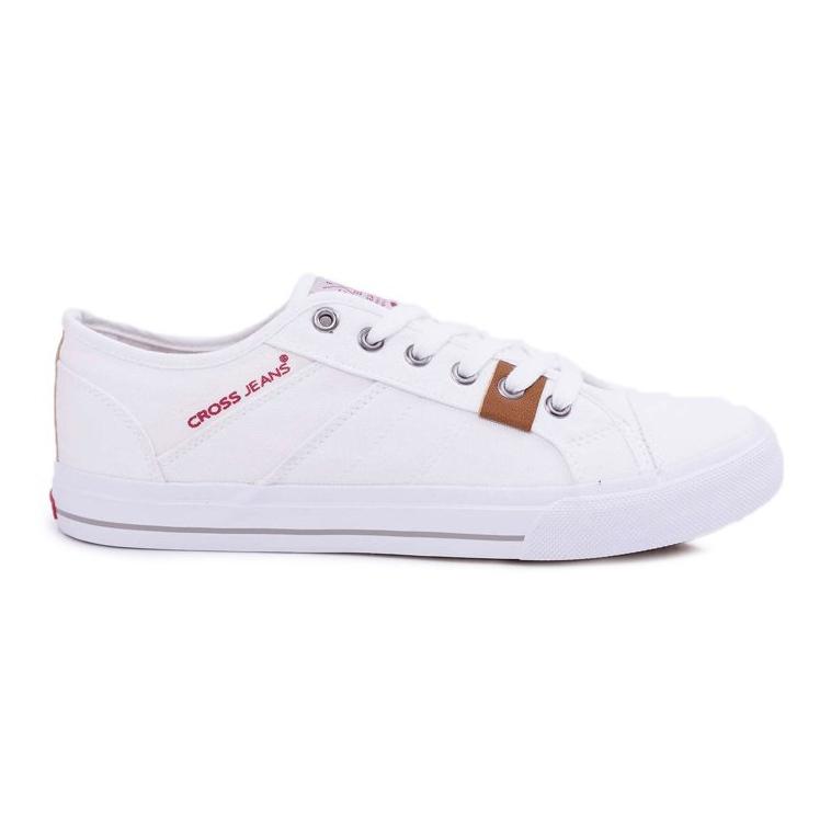Men's Cross Jeans Classic Material White DD1R4029
