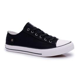 Men's Sneakers Big Star Black DD174273
