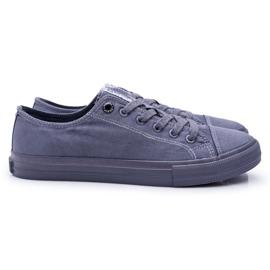 Big Star Gray Men's Sneakers FF174335 grey