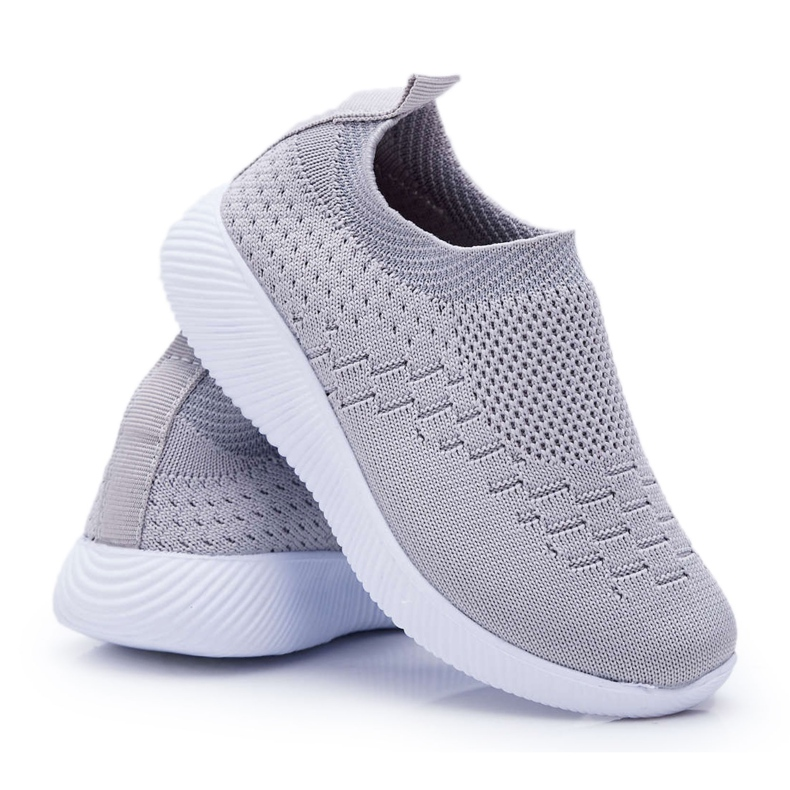 EVE Lambi Gray Youth Children's Sports Shoes grey