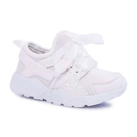 FRROCK Youth Children's Sports Shoes White Fairy Tales