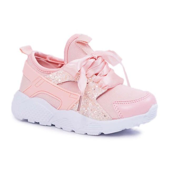 FRROCK Youth Children's Sports Shoes Pink Bajka