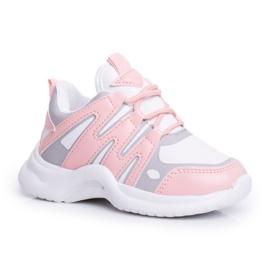 Nathie Pink Kids' Sport Shoes