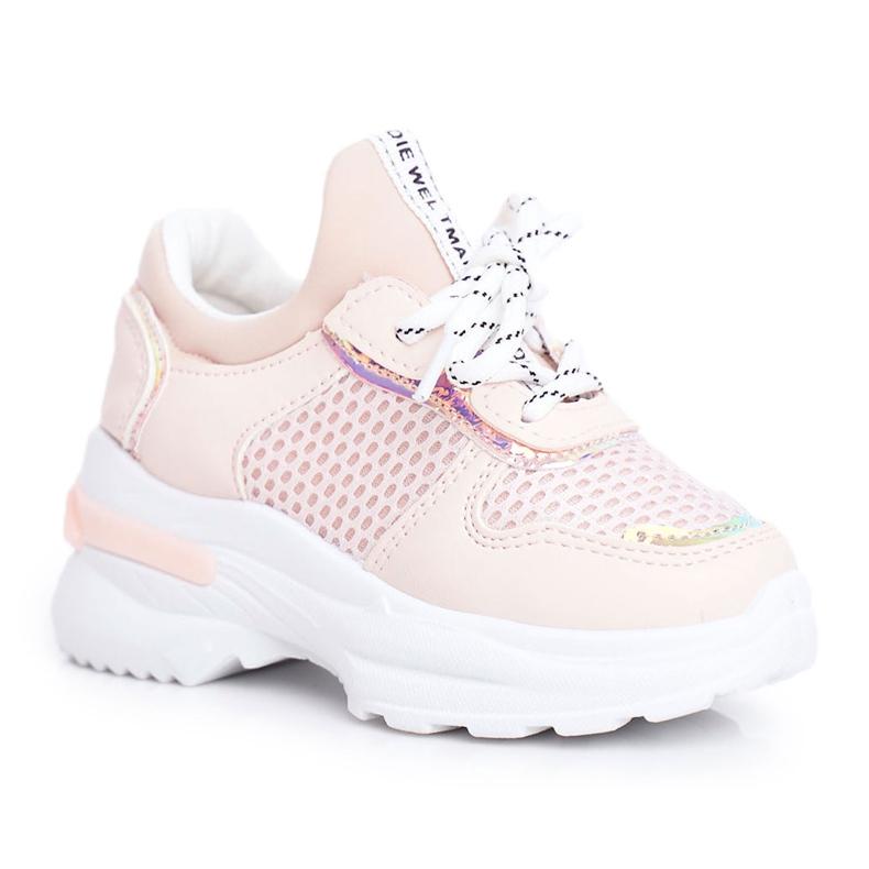 FRROCK Matilda Children's Sports Shoes Pink