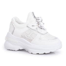 FRROCK Matilda White Snake Sports Shoes