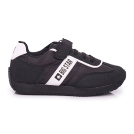 Big Star Sports Shoes With Velcro Black FF374134