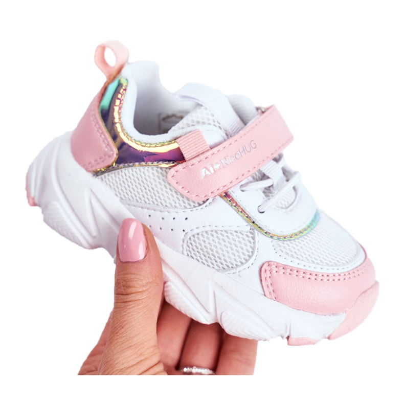 Sport Children's Shoes Pink ABCKIDS B011104349 white