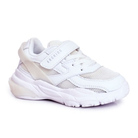 White Children's Sport Shoes Abckids B933204077