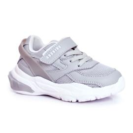 Gray Children's Sport Shoes Abckids B933204077 grey
