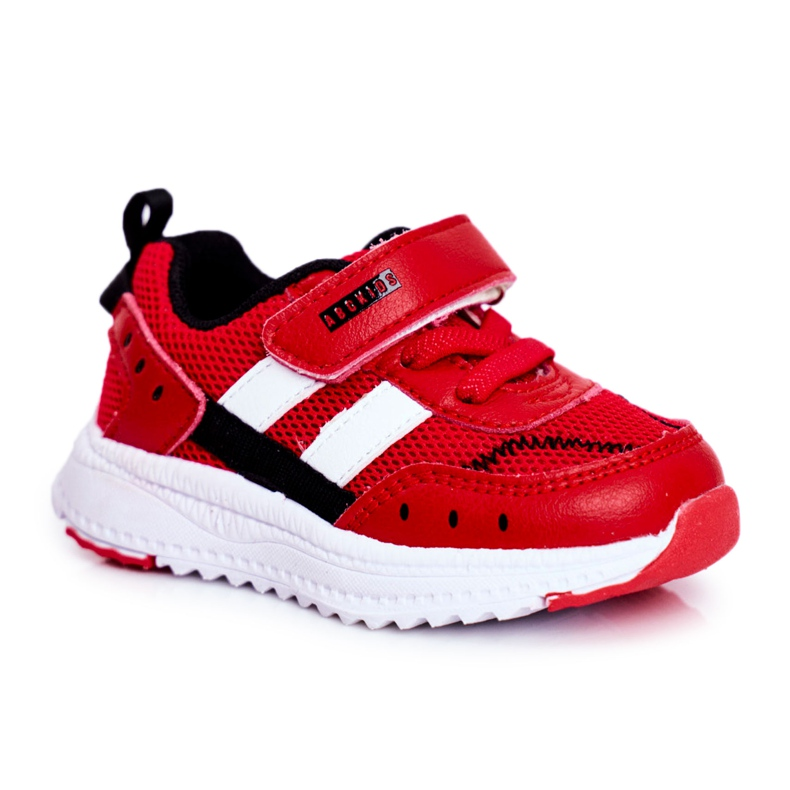 Red Children's Sport Shoes ABCKIDS B933104083