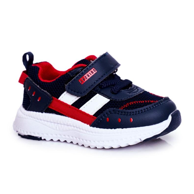 Children's Sport Shoes Navy Blue ABCKIDS B933104083