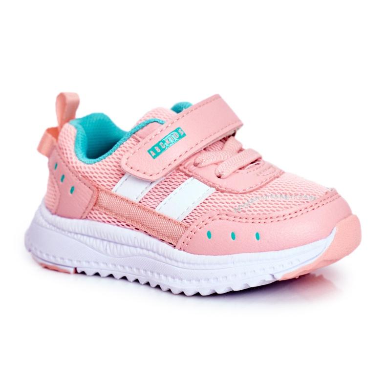 Pink Children's Sport Shoes ABCKIDS B933104083
