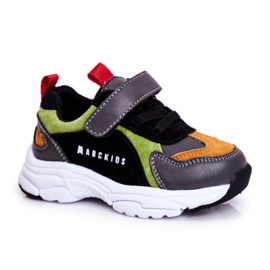 Black Sport Children's Shoes ABCKIDS B932104063