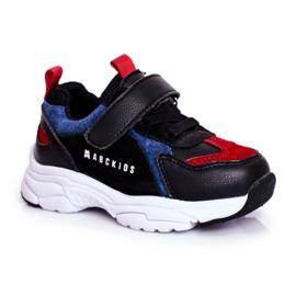 Sport Children's Shoes Black Navy Blue ABCKIDS B932104063