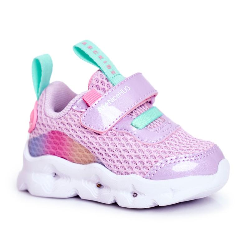 Sport Children's Shoes Shining Violet ABCKIDS B011105220