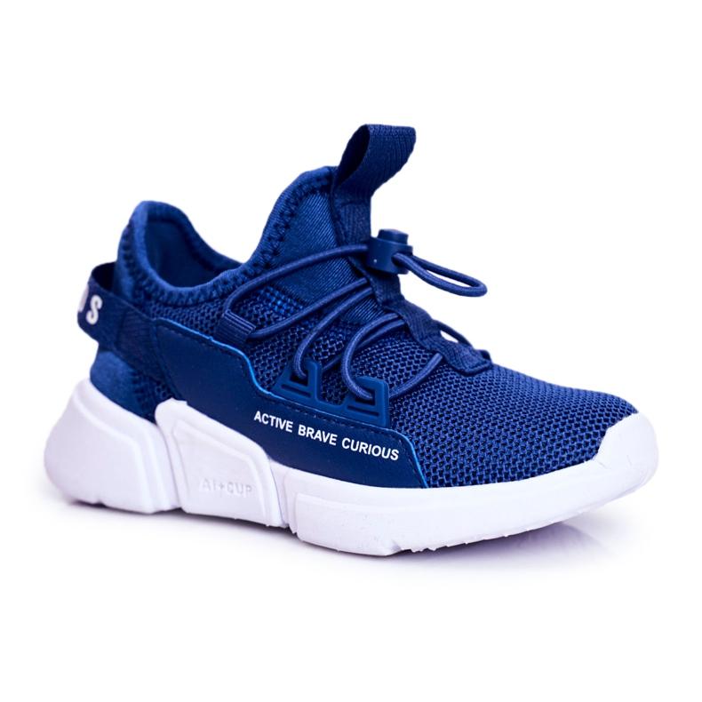 Sport Children's Shoes Navy Blue ABCKIDS B012210073