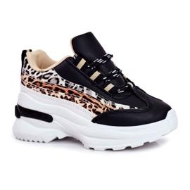 FRROCK Black Kids' Dante Sport Shoes