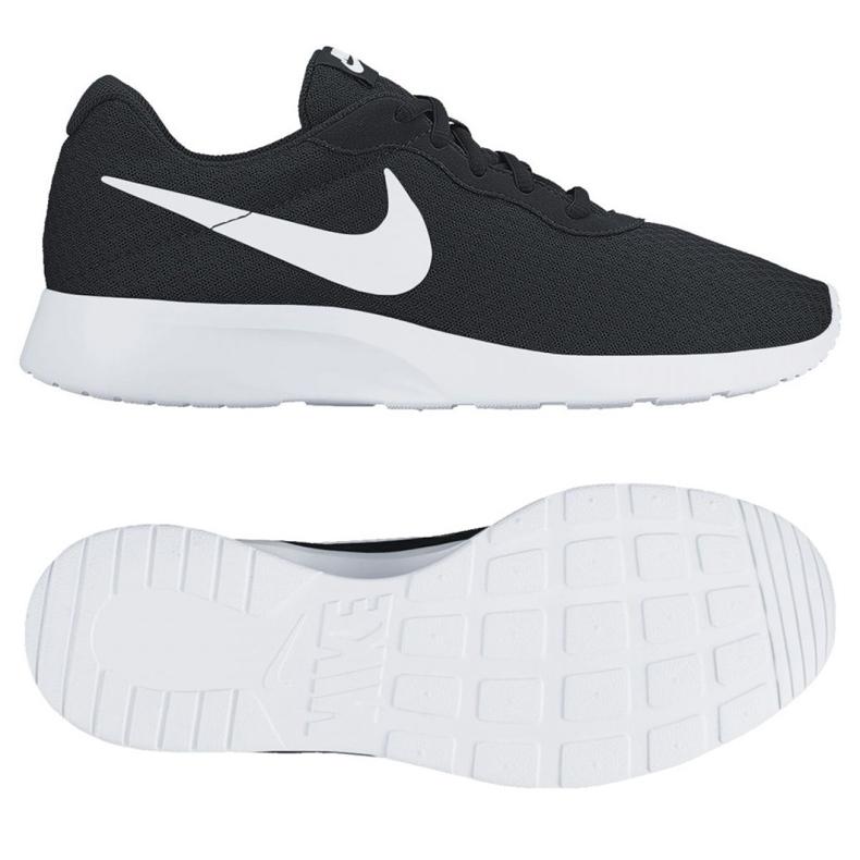 Nike Tanjun Gs Jr 818381 011 shoes black