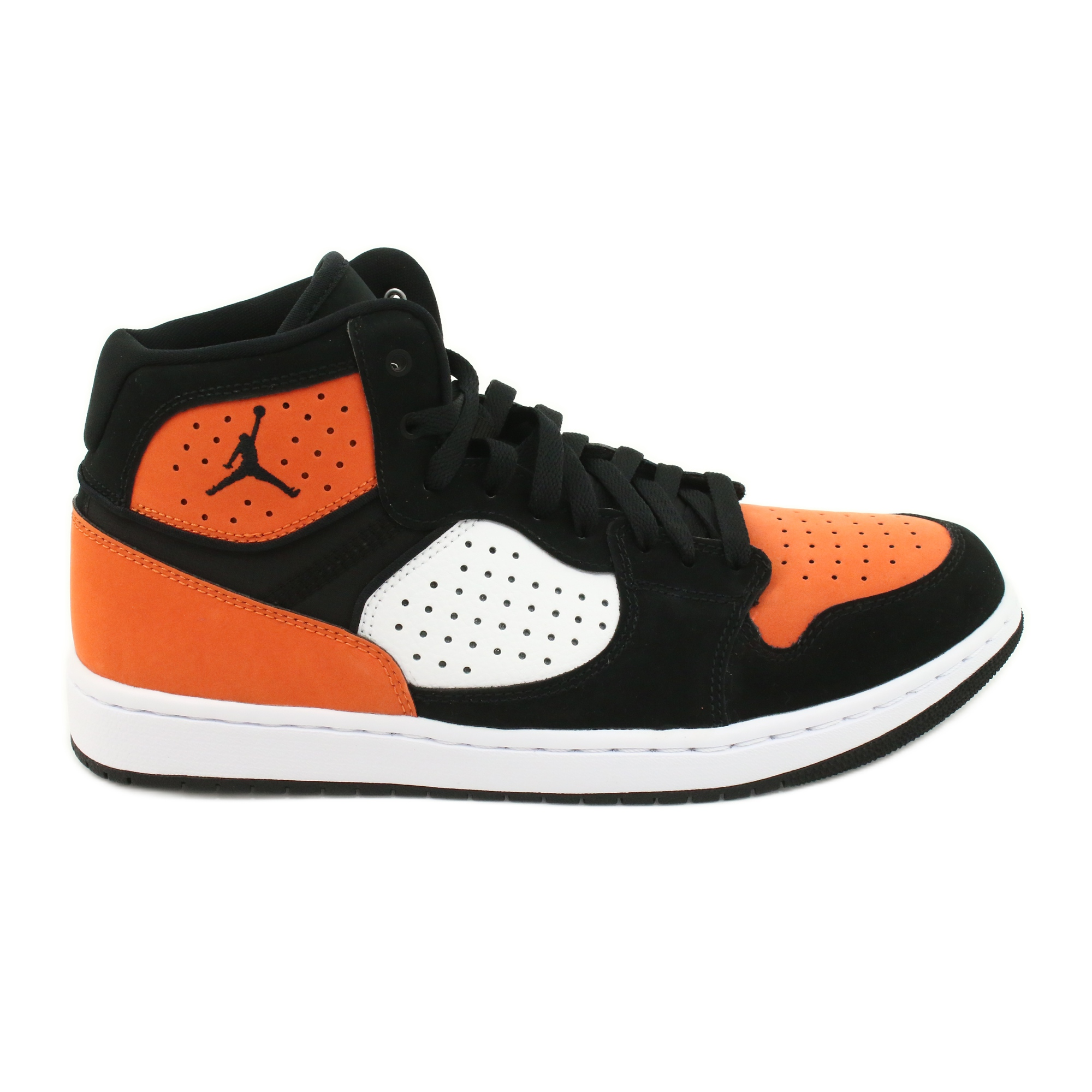 Nike Jordan Jordan Access M AR3762-008 shoes orange multicolored
