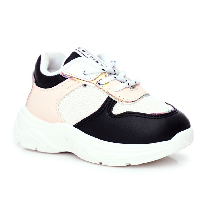 FRROCK Black Matylda Children's Sport Shoes multicolored