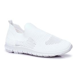 EVE White Bobi Children's Sport Shoes