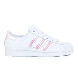 Adidas Superstar Jr FV3139 shoes white black
