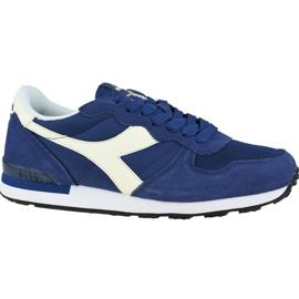 DIADORA CAMARO GREY BLUE 159886-C8236 Mens Trainers