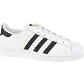 Adidas Superstar Jr FU7712 shoes white