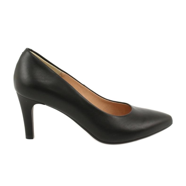 Black Pumps On High Heels Espinto C549 / 2
