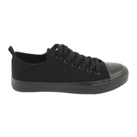 Black American Club LH16 sneakers