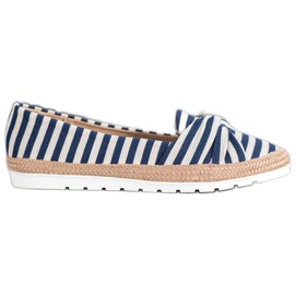 Filippo Slip-on Shoes With Stripes