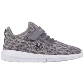 Kappa Gizeh Jr 260597K 1614 shoes grey