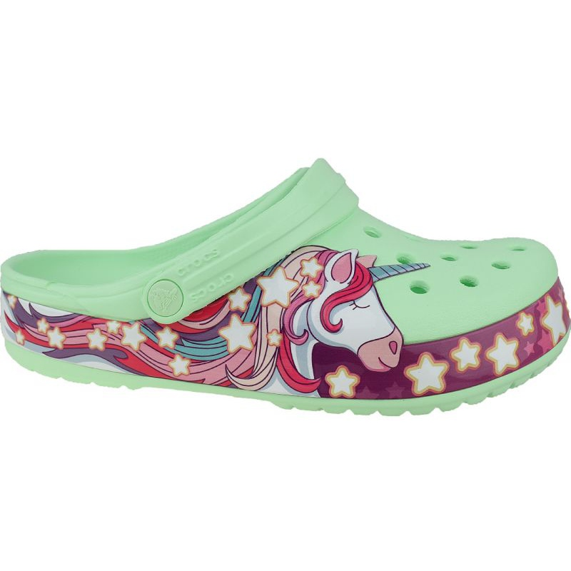 Crocs Fun Lab Unicorn Band Clog 206270
