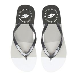 Flip-flops 4F W H4L20 KLD004 white black