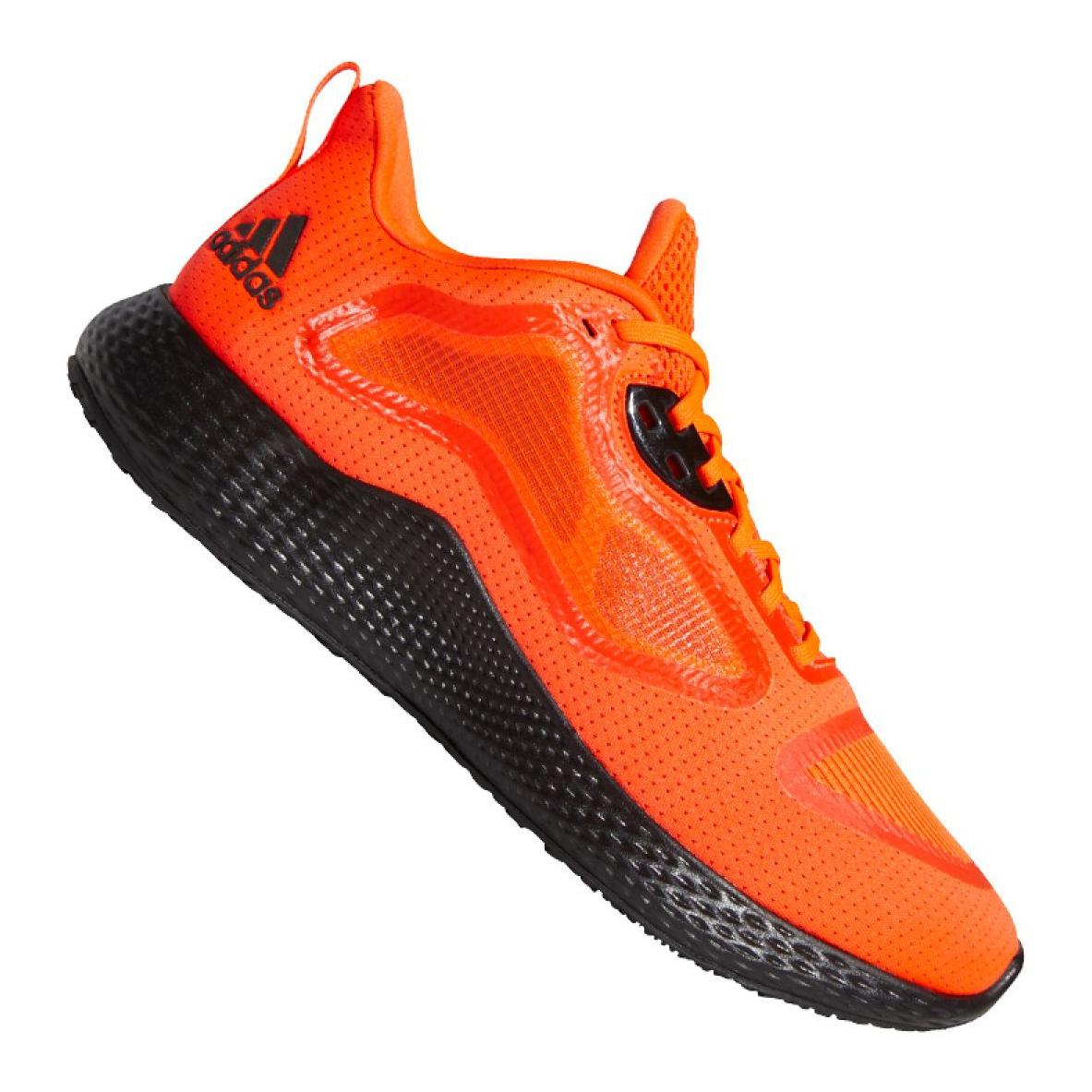 Adidas Edge Rc M EG1411 running shoes orange