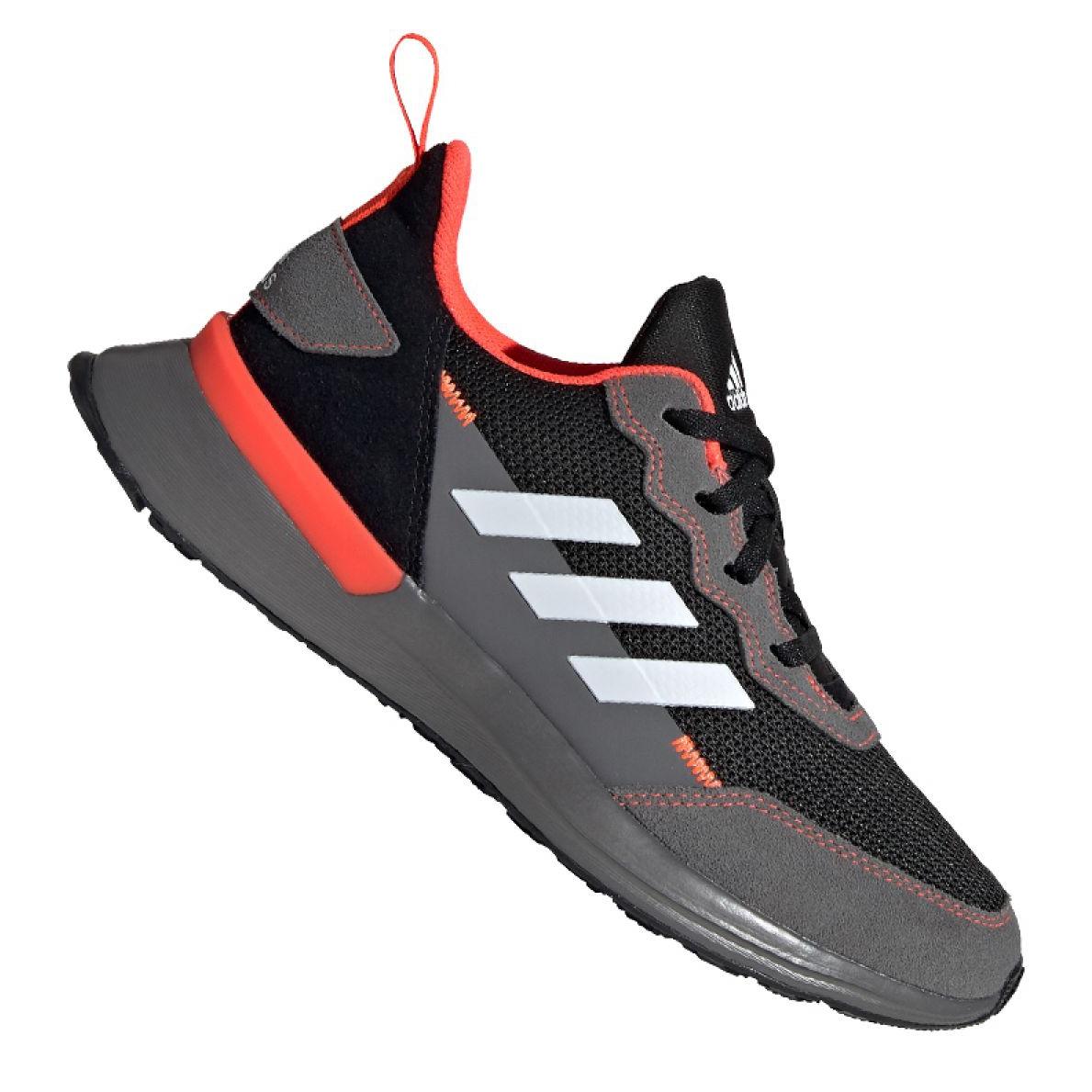 adidas rapidarun junior running shoes